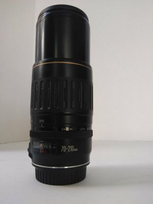 Canon 70-210mm lens for film or digital camera for Sale in Sacramento, CA