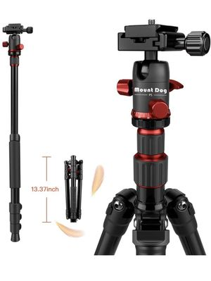 MOUNTDOG | CÁMARA TRIPOD | DSLR | TRIPOD| BUILT MONOPOD for Sale in Gardena, CA