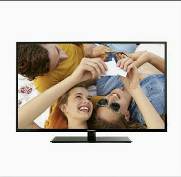 "Polaroid 40"" LED TV (Black) 39.5-inch Widescreen FULL HD 1080 P LED Television"