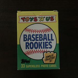 1989 Topps Baseball Rookies Baseball Cards for Sale in Scottsdale, AZ