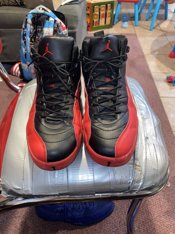 Jordan Bred 12's 2016 Release size 10.5