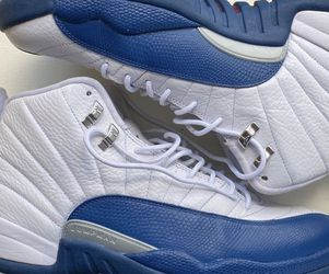 French Blue Jordan 12 Retro (Worn Once) for Sale in Portland,  OR