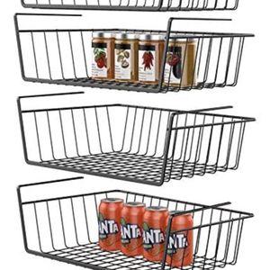 Under Shelf Wire Basket Stable Hanging Basket for Sale in El Monte, CA