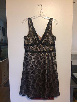 Black Lace Dress by twenty one - Size Large for Sale in Washington, IL