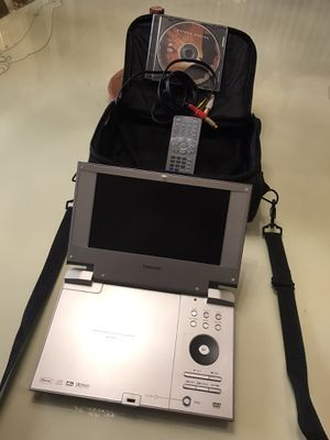 Portable DVD Player w/ Batman Begins DVD included! for Sale in Los Angeles, CA