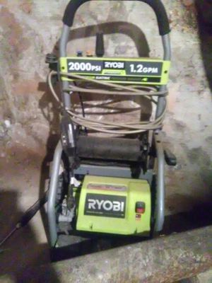 Pressure washer 2000psi 1.2gpm 175 OBO. for Sale in Philadelphia, PA