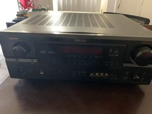 Denon Stereo AV-Receiver for Sale in Phoenix, AZ