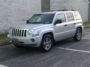 MD INSPECTED Jeep Patriot 4x4 for Sale in Baltimore, MD