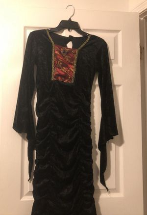 Girls long vampire costume for sale for Sale in Taylor, MI