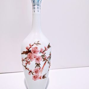 """10"""" Thin Porcelain Chinese Vase for Sale in Kirkland, WA"""