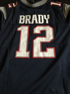 Patriots Tom Brady super Bowl Jersey for Sale in Downey, CA