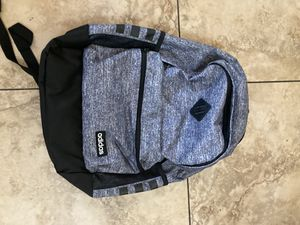 Grey and Black Adidas Backpack for Sale in Rancho Cucamonga, CA