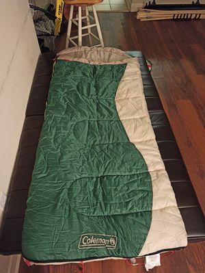 Green sleeping bag for Sale in Atlanta, GA