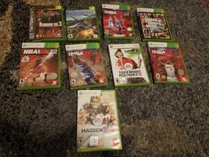 Xbox 360 games for Sale in Chelsea, MA