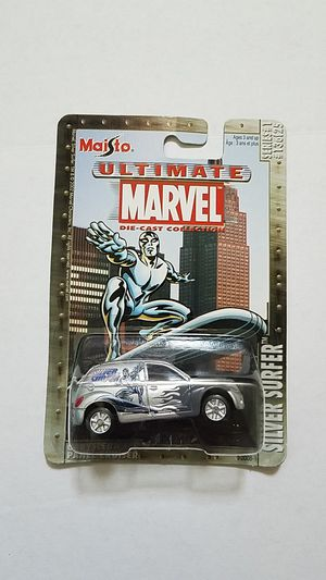 Maisto Ultimate Marvel Silver Surfer series 1 # 13 for Sale in Kissimmee, FL