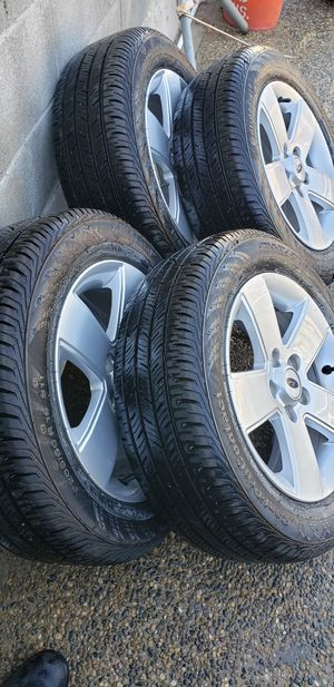 Tires and rims for Sale in Fresno, CA
