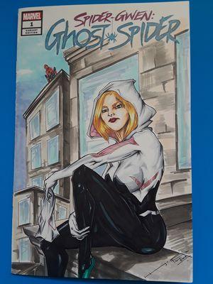 Spider gmen Original sketch Art women spider for Sale in Los Angeles, CA