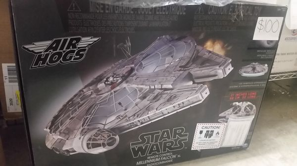 Large star wars air hogs drone brand new