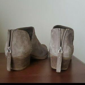 Suede Low-Heel Booties for Sale in Durham, NC