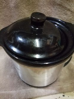 Hamilton beach mini crock pot for Sale in Batsto,  NJ
