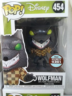 Nightmare Before Christmas Wolfman Exclusive POPS! Figure for Sale in San Diego, CA
