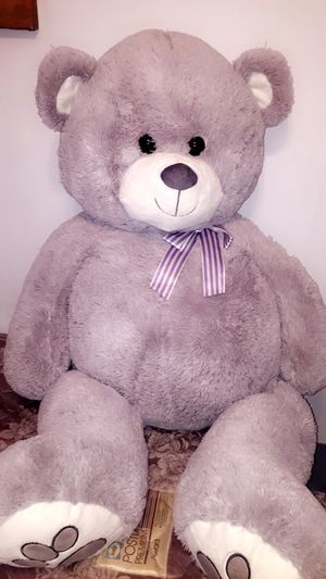 Lifesize teddy bear (smoke free) for Sale in Cranston, RI