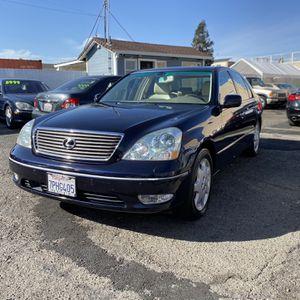 2001 Lexus LS 430 Ls430 for Sale in San Leandro, CA
