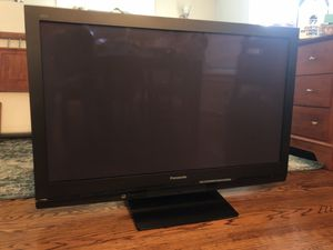 "Panasonic 50"" Plasma TV for Sale in Seattle, WA"