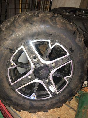 Polaris rims and tires for Sale in Crestview, FL
