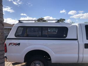 8ft Camper Shell (Truck Bed Topper) for Sale in Phoenix, AZ