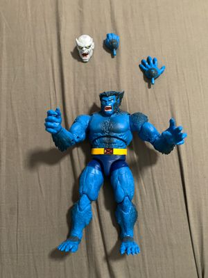 Marvel legends beast for Sale in Carson, CA