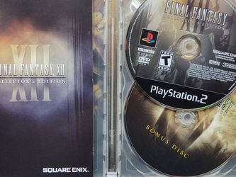 Final Fantasy XII: Collector's Edition for Sale in The Bronx,  NY