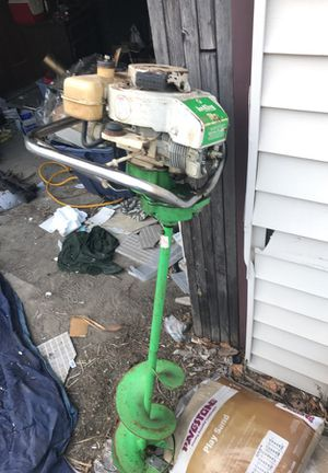 Ice fishing auger for Sale in Hopkinton, MA