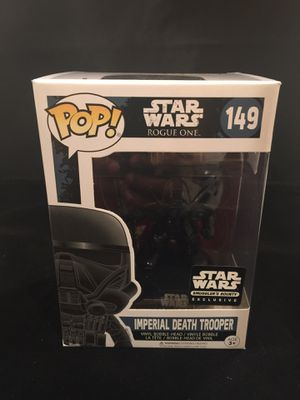 Funko Pop Star Wars Imperial Death Trooper for Sale in Takoma Park, MD