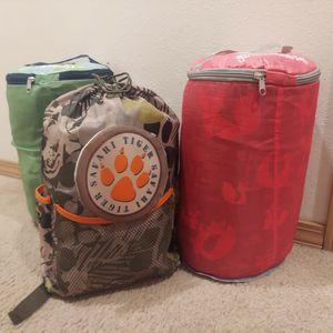 Like New 3 Kids Sleeping Bags for Sale in Lynnwood, WA
