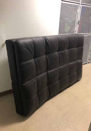 Leather futon couch for Sale in Albuquerque, NM
