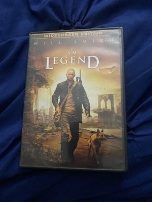 I Am Legend Movie DVD for Sale in Brooklyn, NY