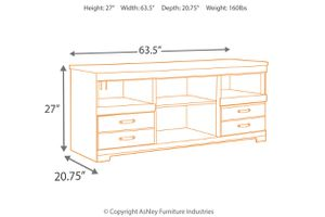 Ashley Furniture Fireplace TV Stand for Sale in Fountain Valley, CA