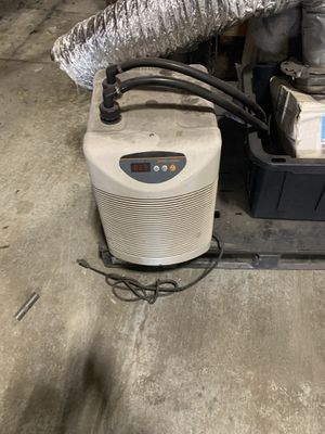 Hydrofarm water chiller grow equipment hydroponics for Sale in Providence, RI