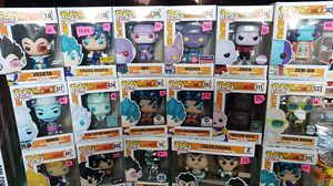 Dragonball Z funko pop collection ! Make me offers for Sale in Los Angeles, CA