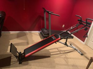 Ultimate Bodyworks Machine for Sale in West Springfield, VA