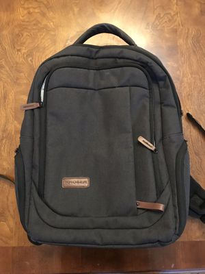 Tech Back Back Used Great Condition work laptop charging backpack for Sale in Alta Loma, CA