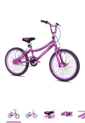 "20"" Girls Bike, includes kickstand. Like new for Sale in Marietta, GA"