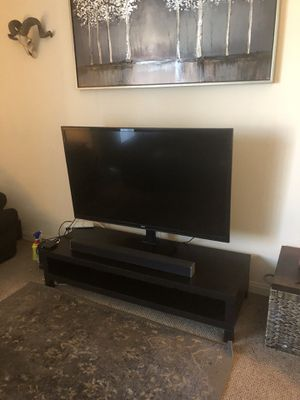 RCA 60 inch TV & Stand for Sale in Los Angeles, CA