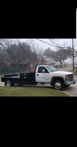 1997 Chevrolet C3500HD MANUAL TRANSMISSION for Sale in Plano,  TX