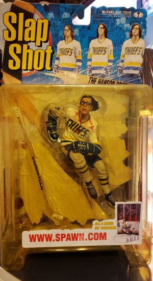 Hanson brothers figures for Sale in Maricopa, AZ