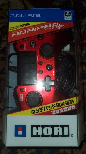 Hori FPS PS4/PS3 Wired Controller New for Sale in Harrisonburg, VA