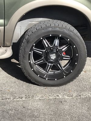 Tires rims and truck lift kit parts for Sale in FL, US