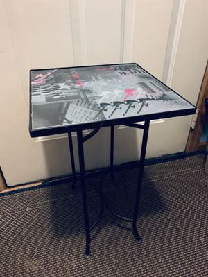 Rock and Roll Side Table for Sale in Chicago, IL