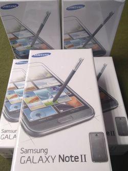 Unlocked samsung Galaxy Note 2 for Sale in Shoreline,  WA